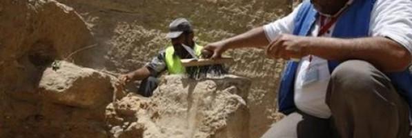 الحكومة عن «مشاركة علماء آثار يهود في البعثات»: يخضعون لموافقات أمنية (خبر)