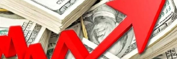 ارتفاع هائل بسعر الدولار فى بداية التعاملات المسائية اليوم الأربعاء (خبر)