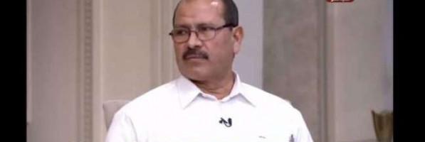 """الشافعي مجد: شاركت في قتل ضابط.. والإبراشي: """"يداك ملطخة بالدماء"""" (خبر)"""