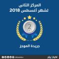عبر 43 موضوعًا صحفيًا.. الموجز في المركز الثاني بتقييم أخبار ميتر الشهري