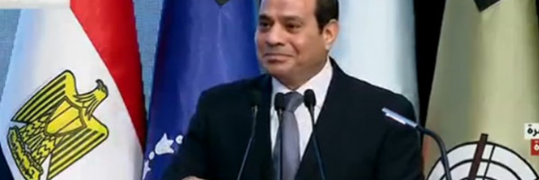 عاجل.. أول تعليق من السيسي على ضبط الإرهابي هشام عشماوي