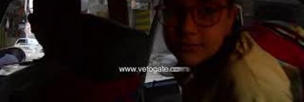 «الغضروف» أخرجه على المعاش مبكرا.. يوميات «وحيد» مع «تاكسي المدارس» (فيديو)