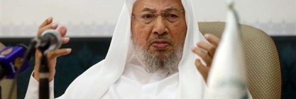 القرضاوي مجرد بداية.. فروع التنظيم الدولي تسقط «إخوان مصر»