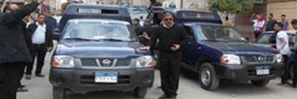 سقوط 'حسام حسن' بعد إطلاقه أعيرة نارية على ملهي ليلي في الطالبية